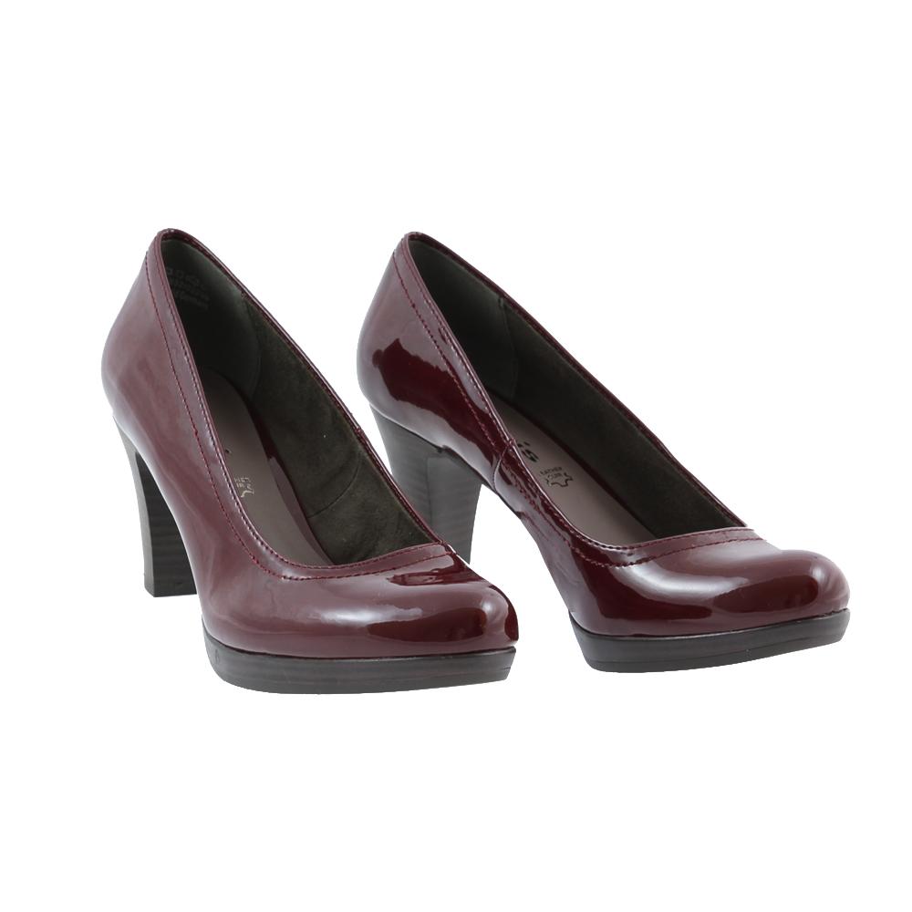 Dámské boty Tamaris 1-22435_23 bordeaux Syntetika