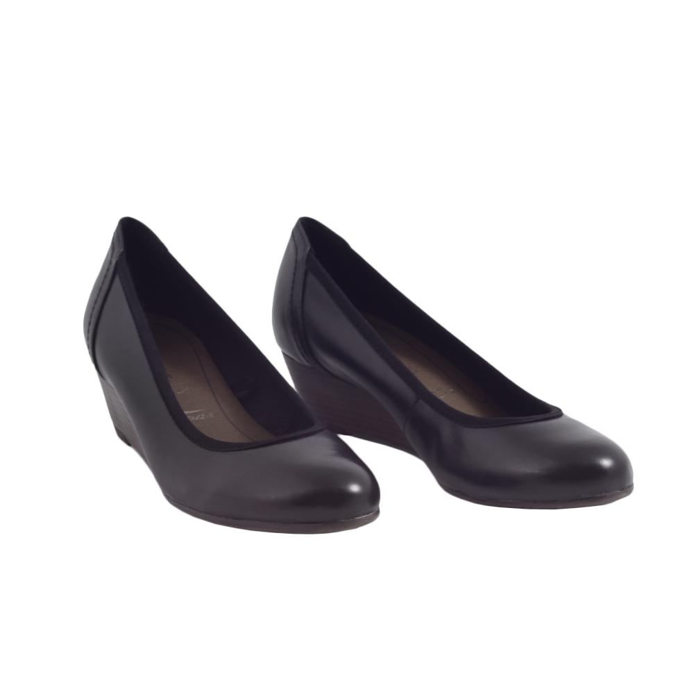 Dámské boty Tamaris 1-22320-24 Černá Kůže   Tascchi-Botti  6c2d4b846e