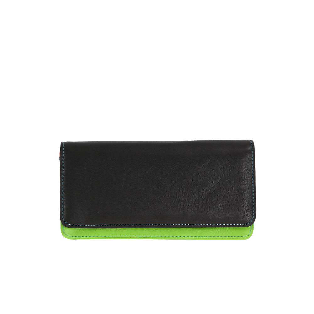 Peněženka ML-8200 Černá Kůže