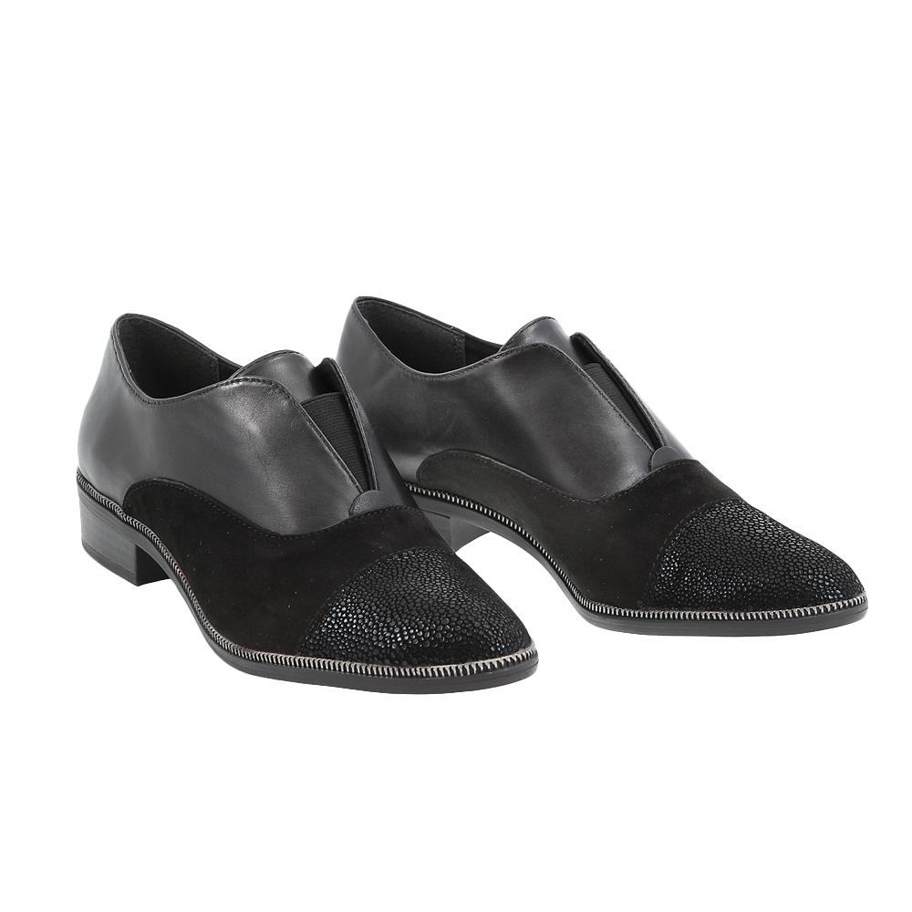 Dámské boty Tamaris  1-24305-25 Černá Kůže