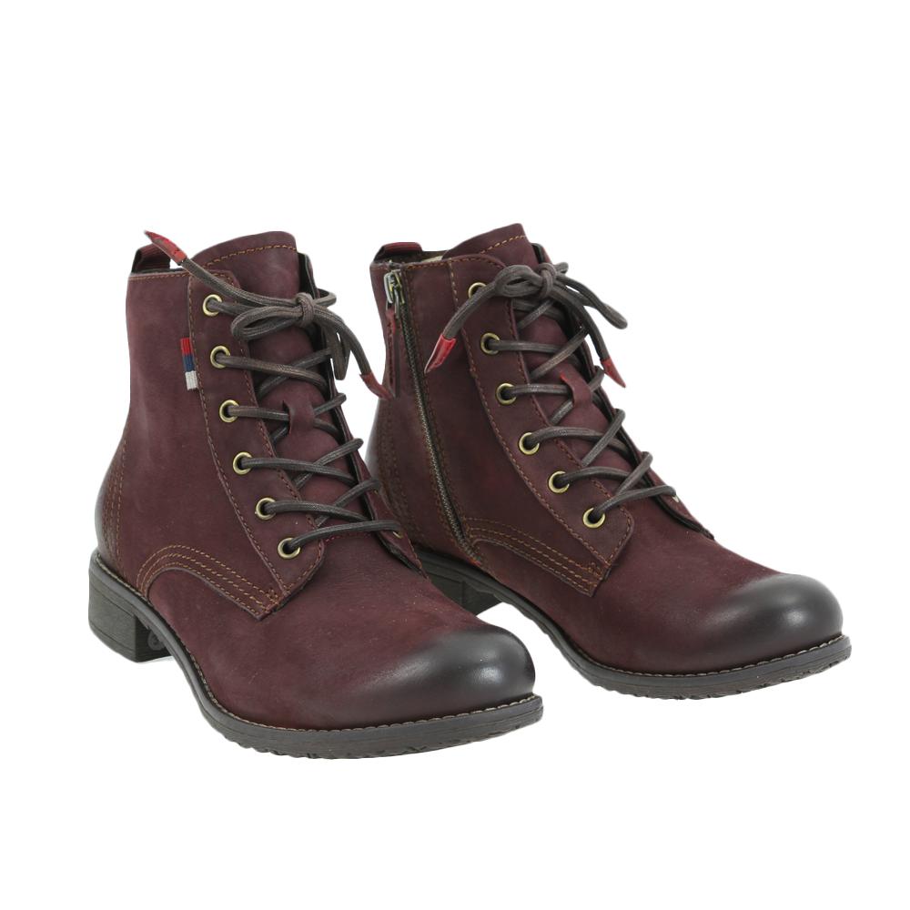 Dámské boty Tamaris 1-25234-25 Hnědá Kůže