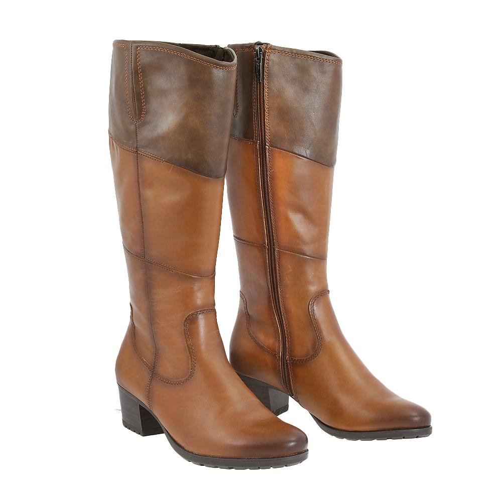Dámské boty Tamaris 1-25542-25 Muscat Kůže