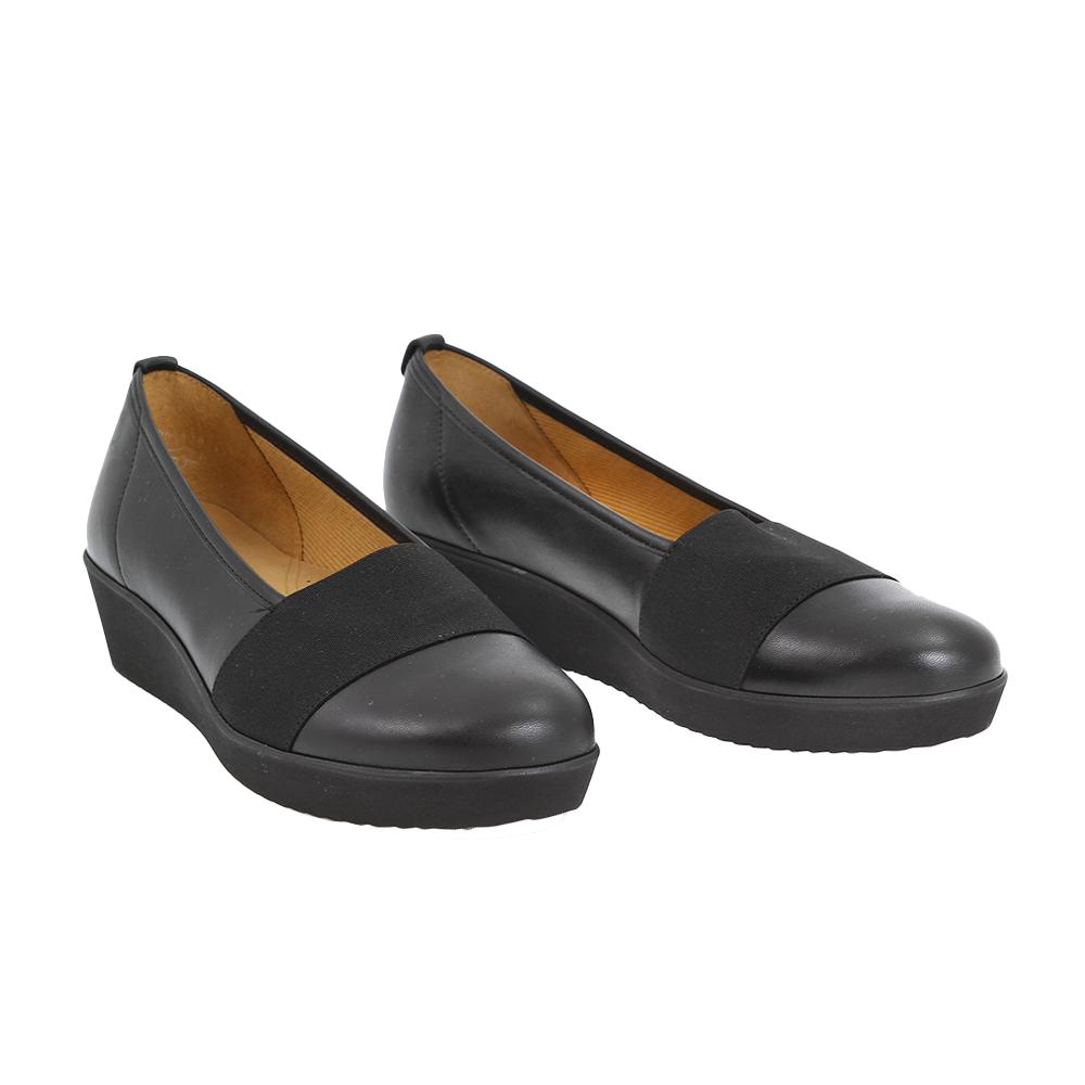 Dámské boty Gabor 36.473.57 Černá Kůže