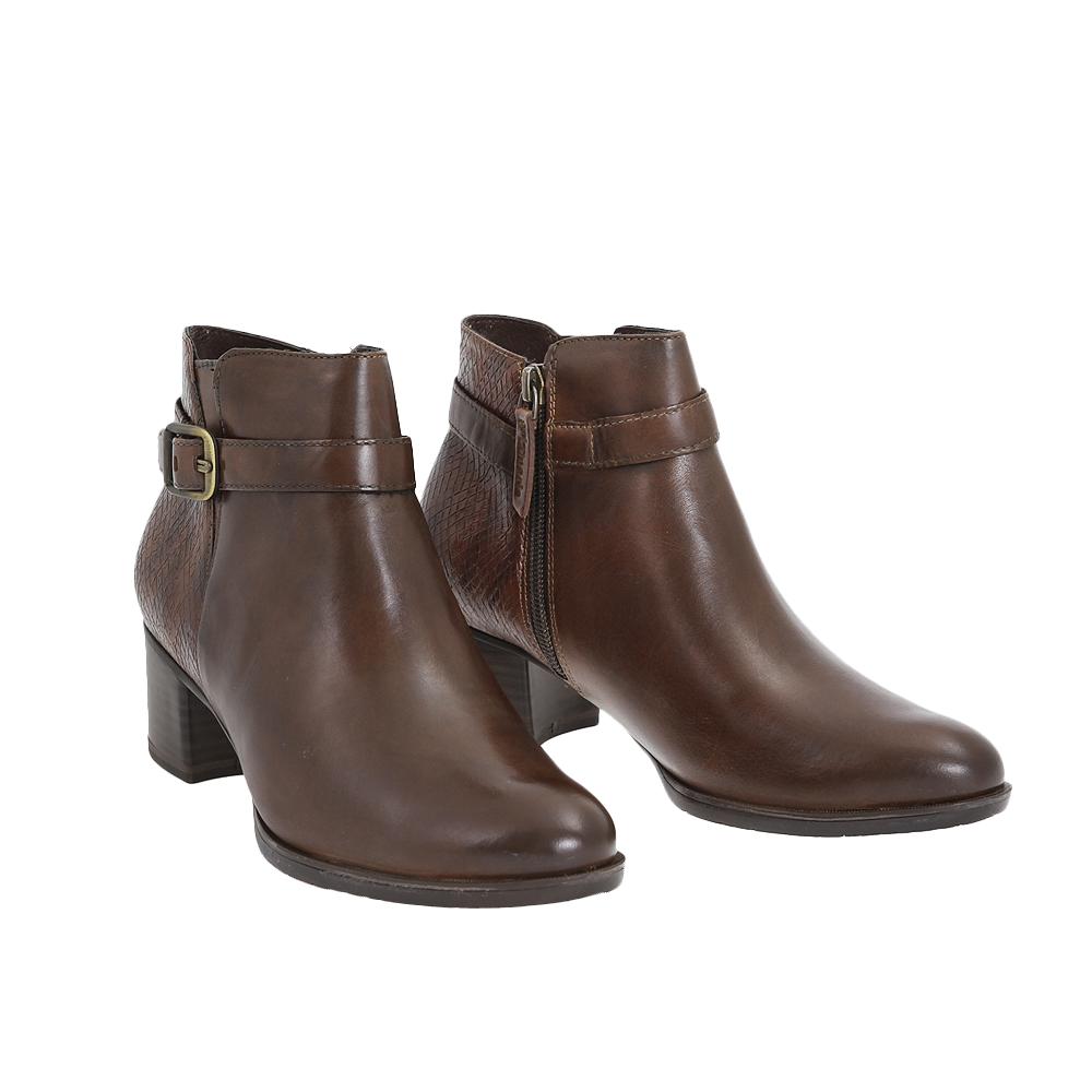 Dámské boty Tamaris 1-25354-25 Muscat Kůže