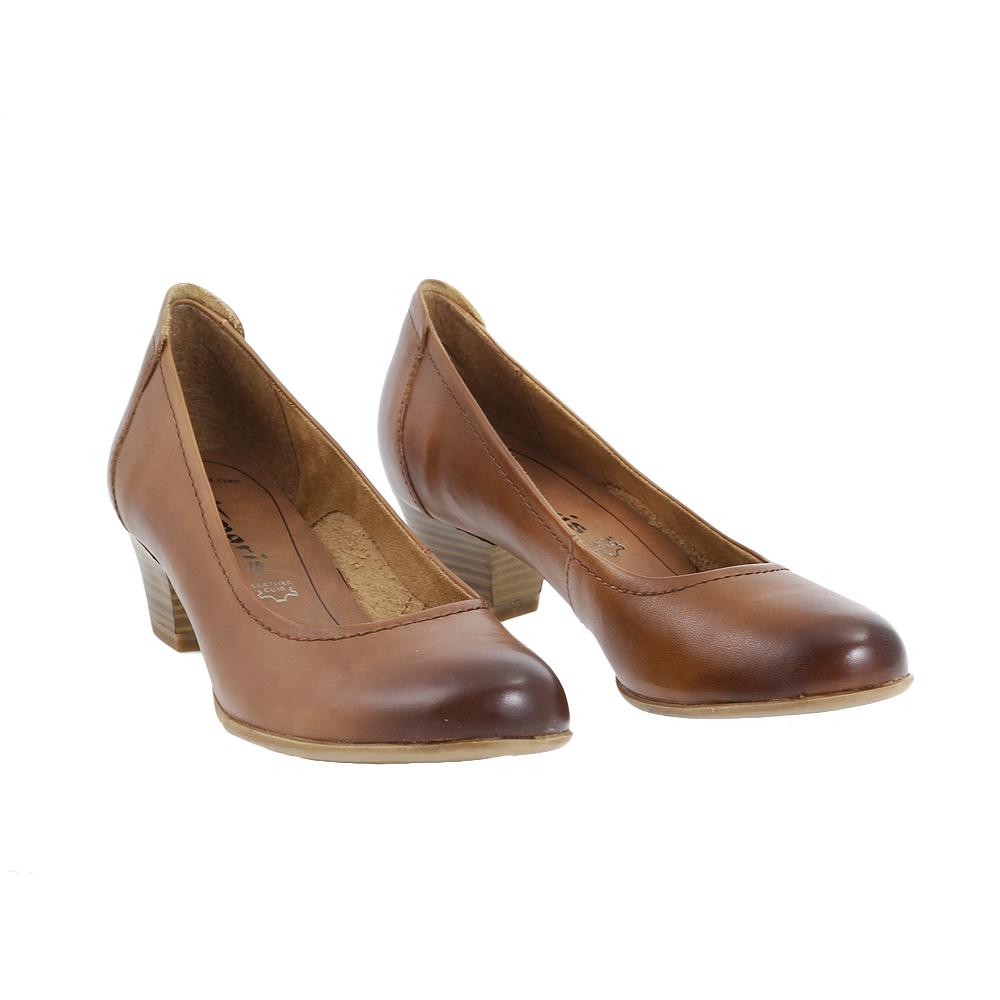 Dámské boty Tamaris 1-22302-26 Nut Kůže