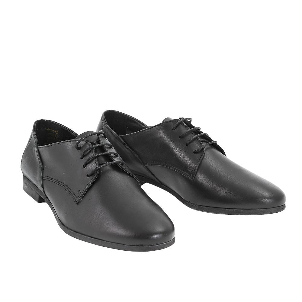 Dámské boty Tamaris 1-23221-26 Černá Kůže