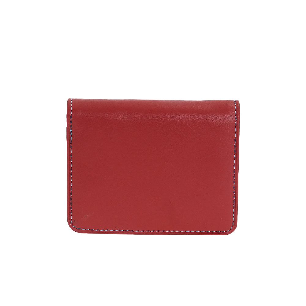 Peněženka ML - 8204 Červená Kůže