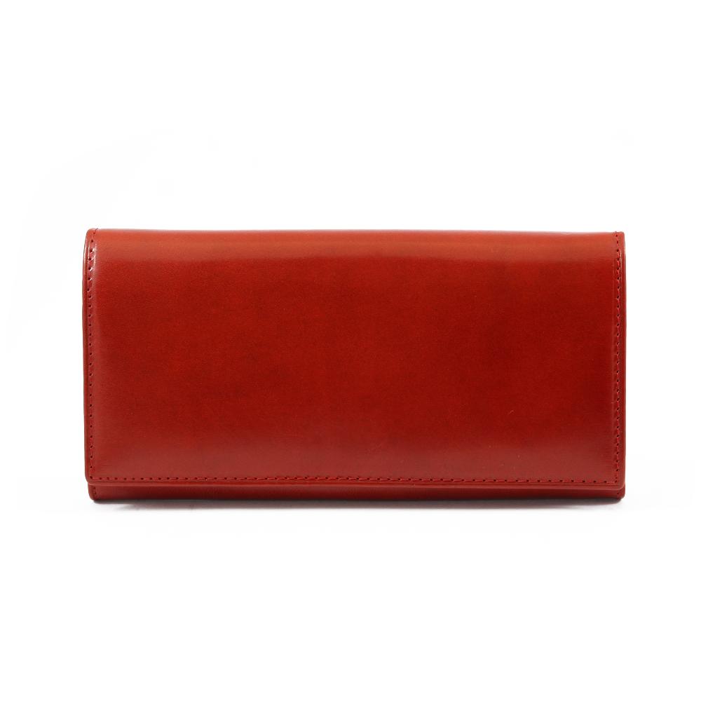 Peněženka Elena grande - 005 Červená Kůže