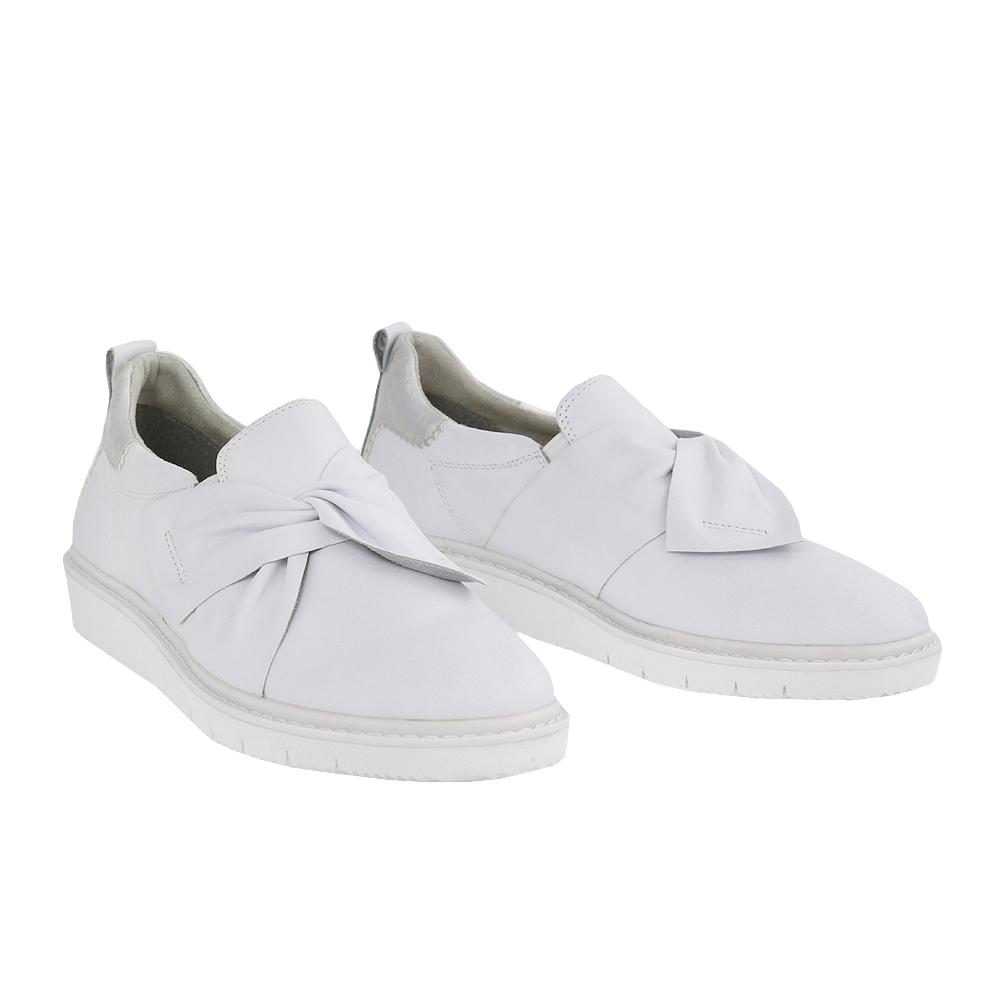 Dámské boty Tamaris 1-24709-38 Bílá Kůže