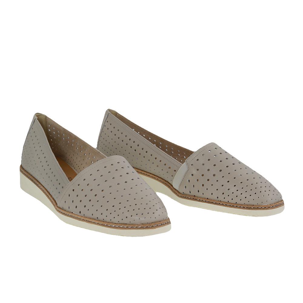 Dámské boty Tamaris 1-24641-28 Krémová Kůže