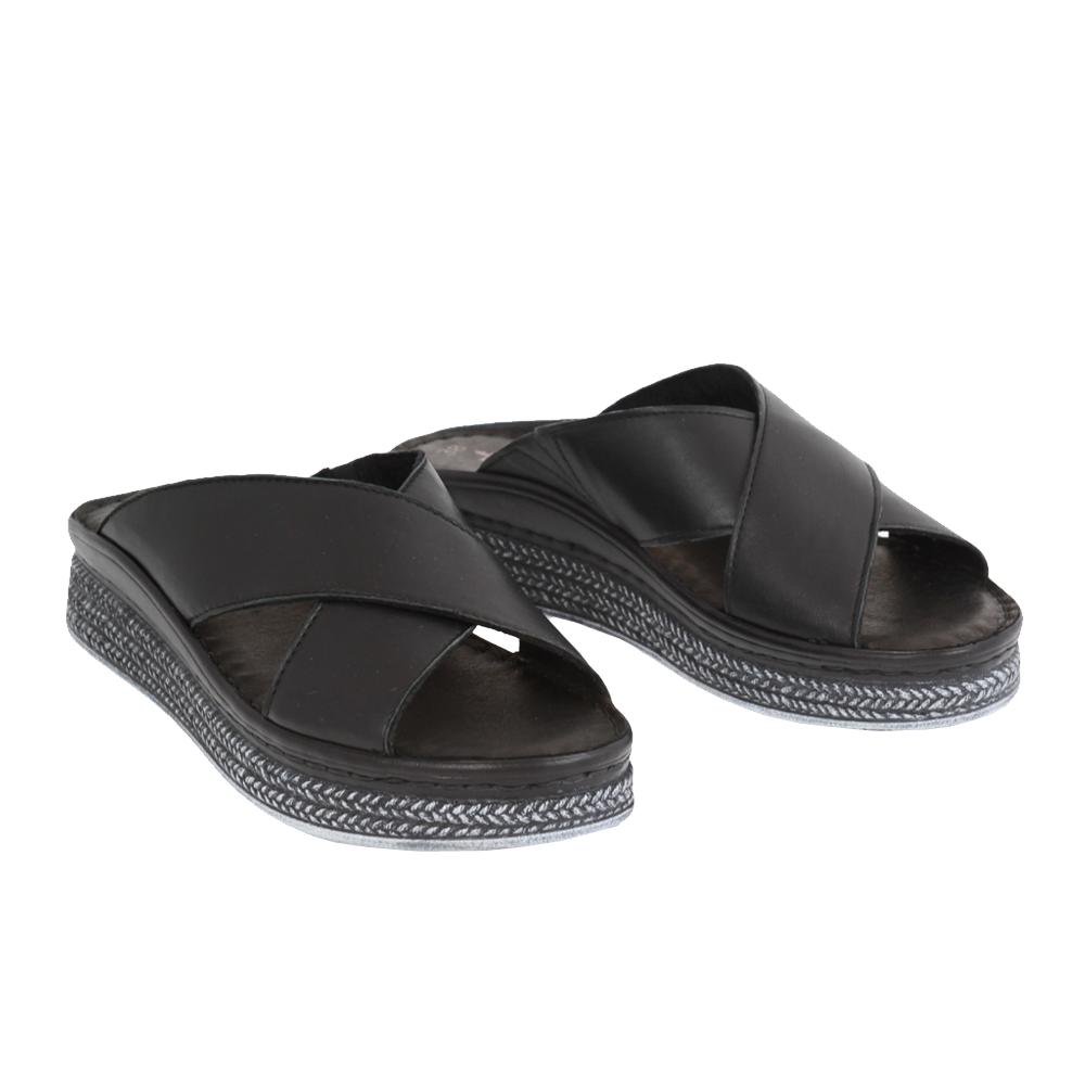 Dámské boty Tamaris 1-27207-28 Černá Kůže
