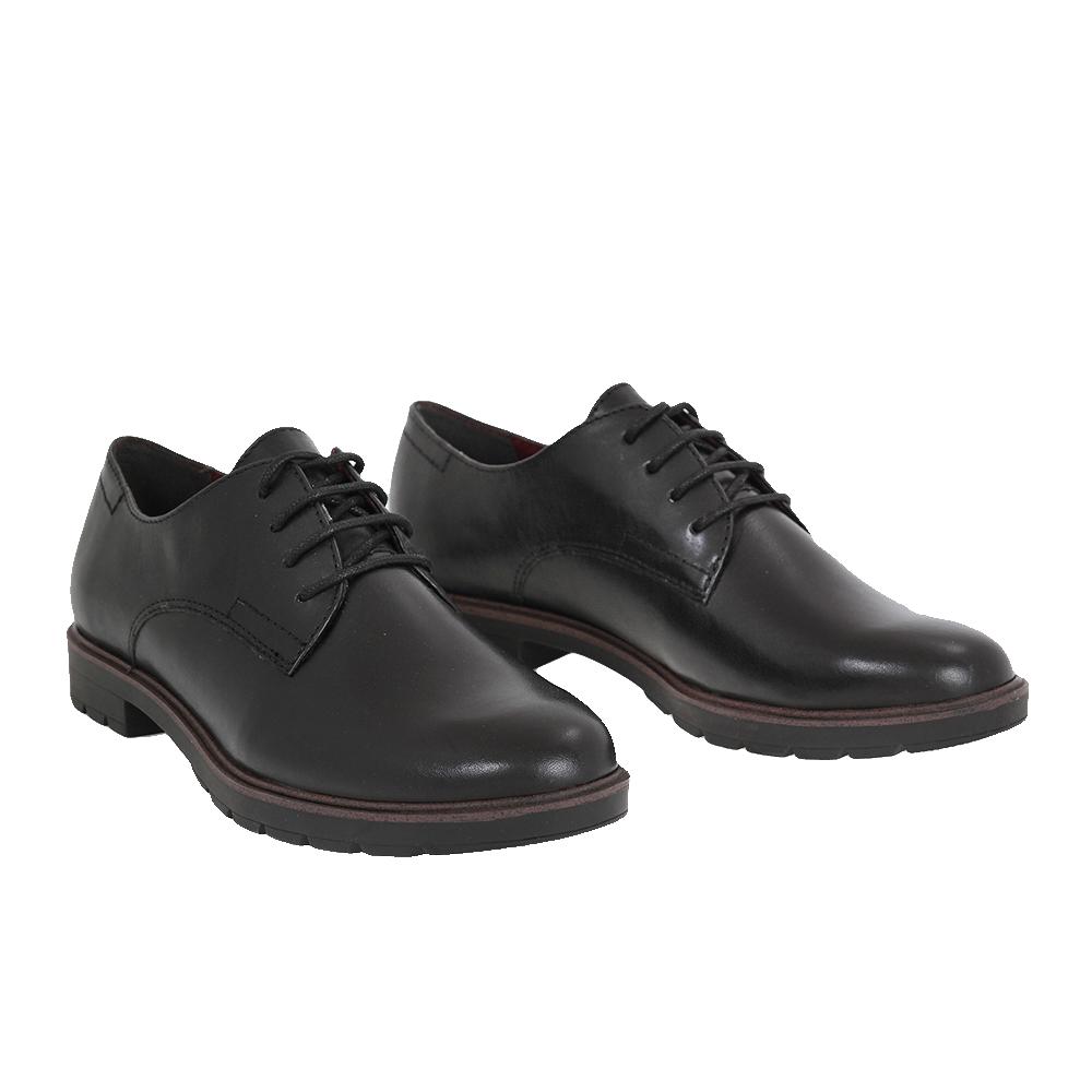 Dámské boty Tamaris 1-23605-29 Černá Kůže