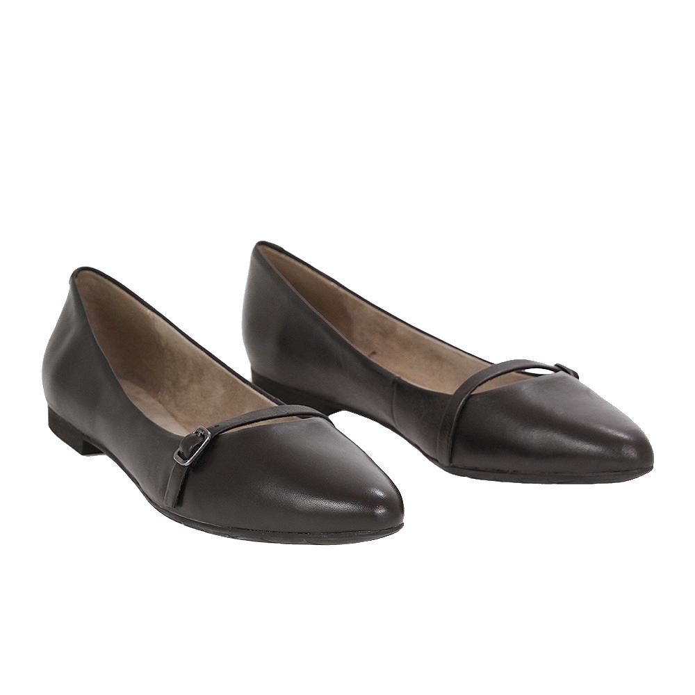 Dámské boty Tamaris 1-24234-20 Černá Kůže