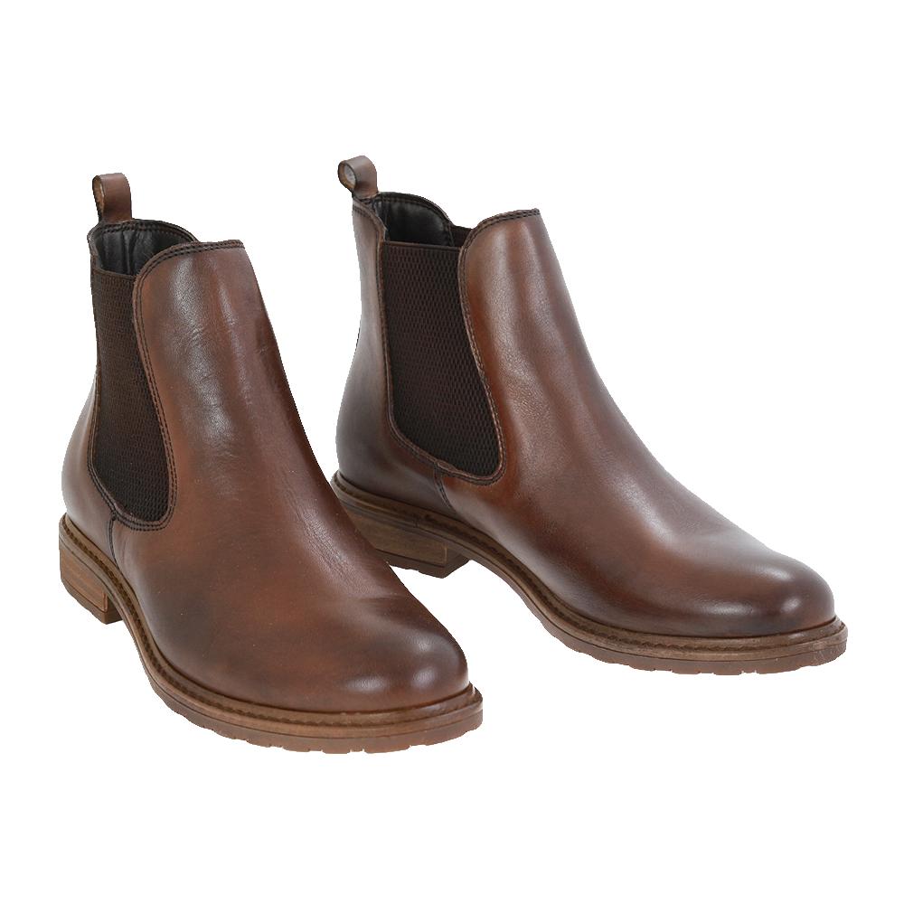 Dámské boty Tamaris 1-25056-21 Muscat Kůže