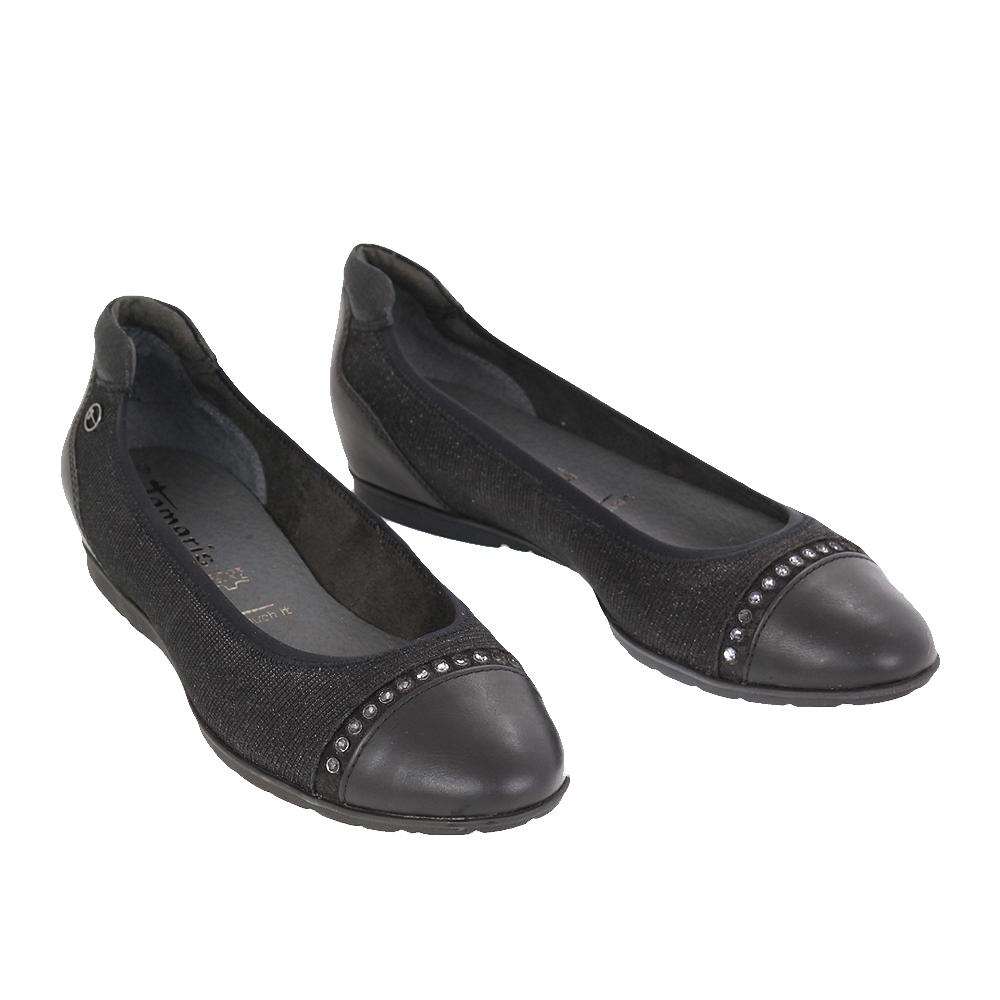 Dámské boty Tamaris 1-22103-21 Černá Syntetika