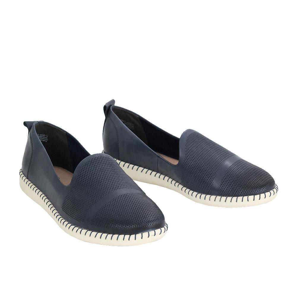Dámské boty Tamaris 1-24224-24 Navy kůže/syntetika