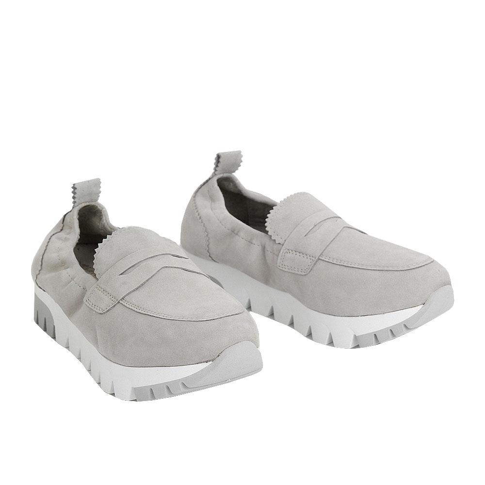 Dámské boty Tamaris 1-24709-24 Šedá kůže/syntetika