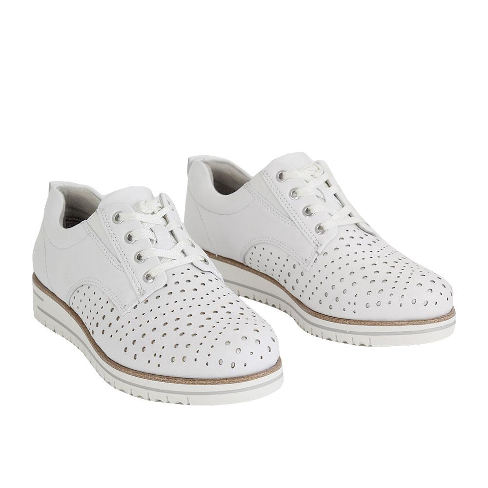 Dámské boty Tamaris 1-23744-24 Bílá Kůže