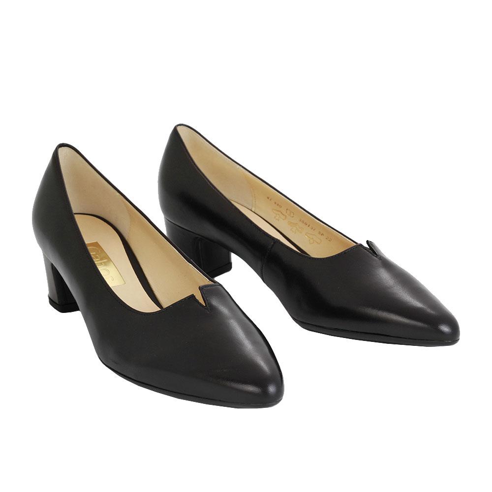 Dámské boty Gabor 4144027 Černá Kůže