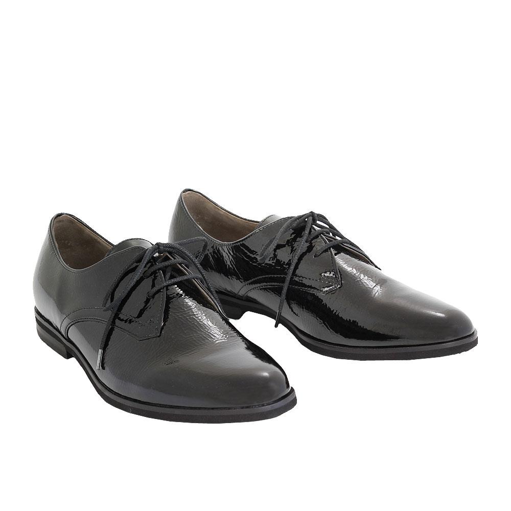 Dámské boty Gabor 4423097 Černá Lesklá Kůže
