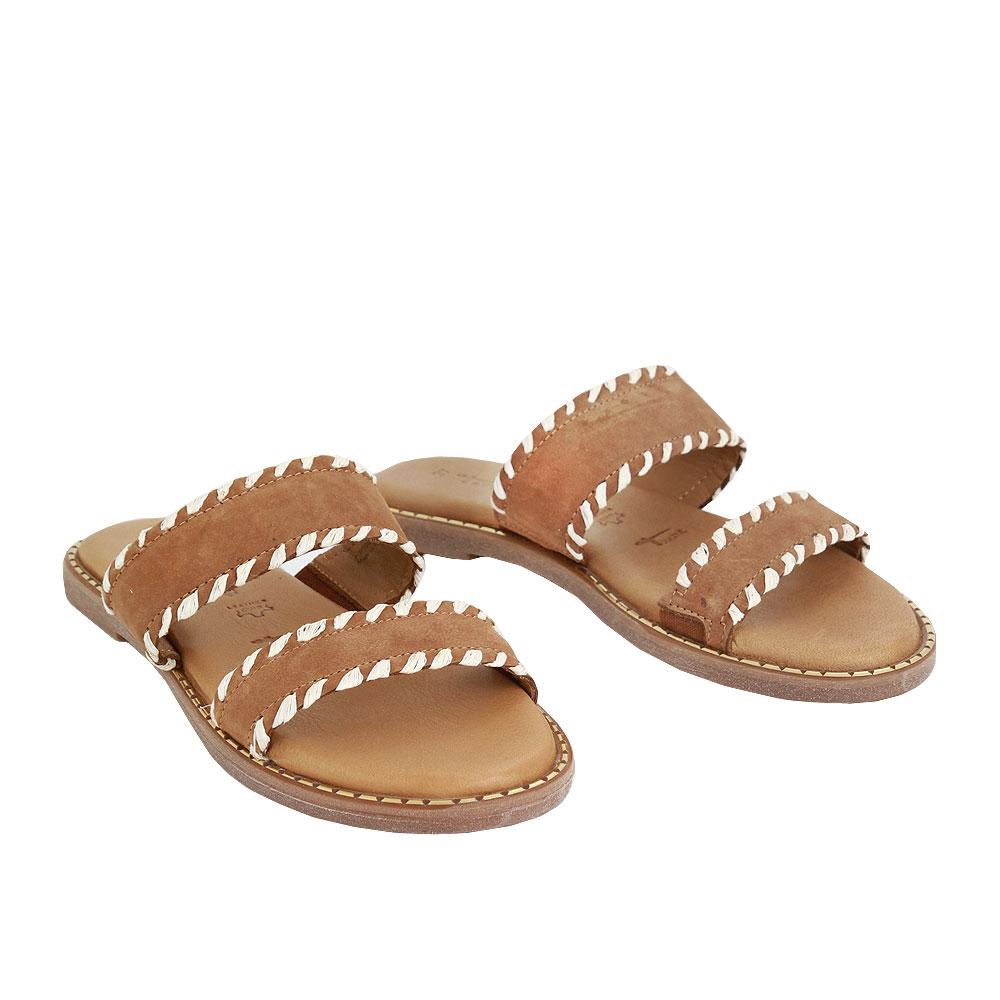 Dámské boty Tamaris 1-27128-34 Hnědá kůže/syntetika